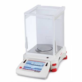 Ohaus explorer analytical balance available from laboratory Analysis Ltd