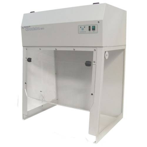 Particulate Exhaust Hood ~ Circulaire non ducted fume particulate extraction
